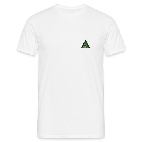 illuminatti - Men's T-Shirt