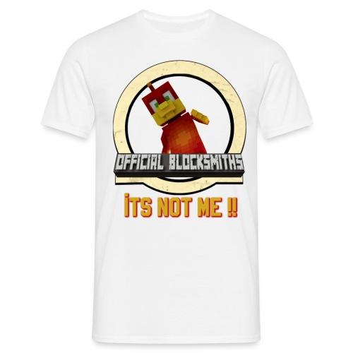 ITS NOT ME T-SHIRT 2 - Men's T-Shirt