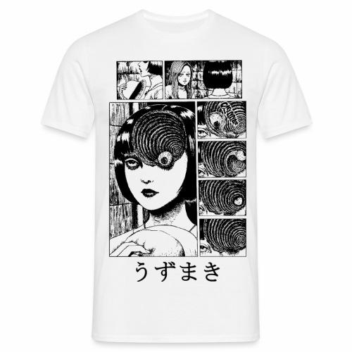 Uzumaki - Men's T-Shirt
