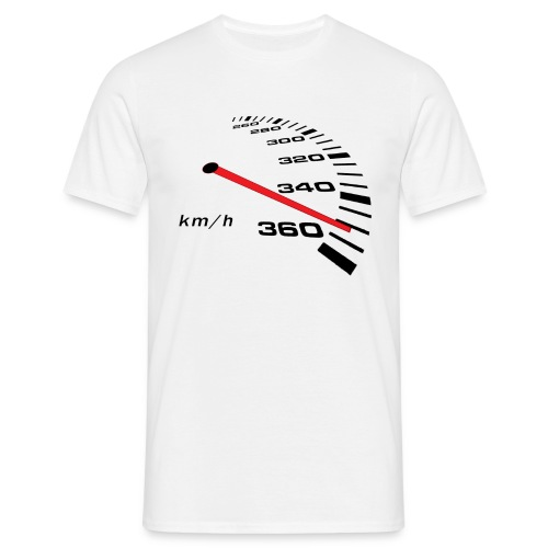 Turbo Tacho free - Männer T-Shirt