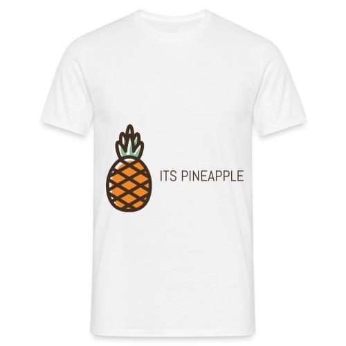 sen ananas - Miesten t-paita