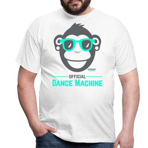 Official Dance Machine - Männer T-Shirt