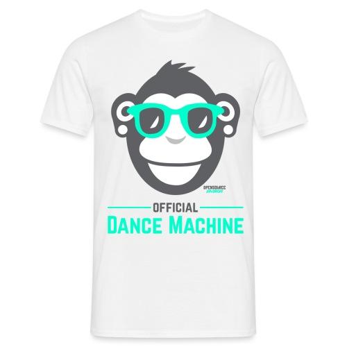 Official Dance Machine - Männer T-Shirt