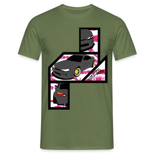 Large - Männer T-Shirt