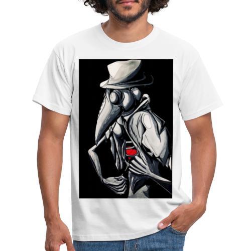 don't need this - Männer T-Shirt
