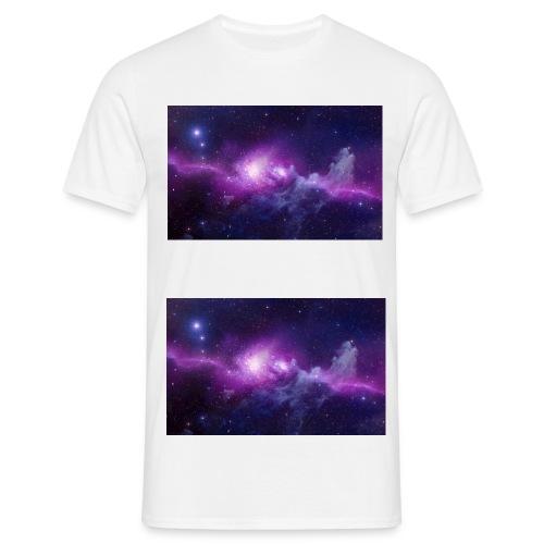 galaxy wallpaper 36 - Männer T-Shirt