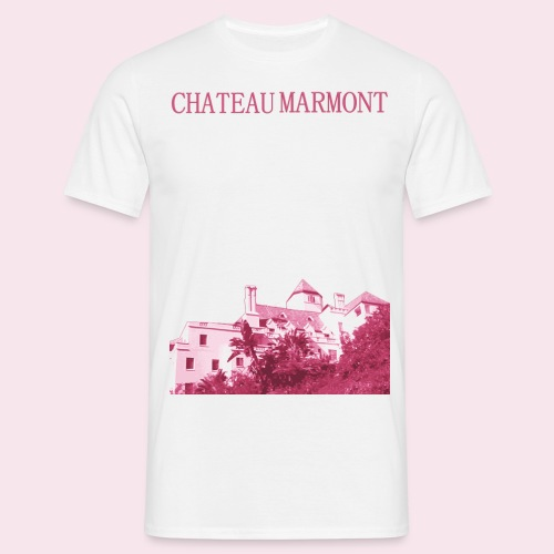 Chateau Marmont - Herre-T-shirt