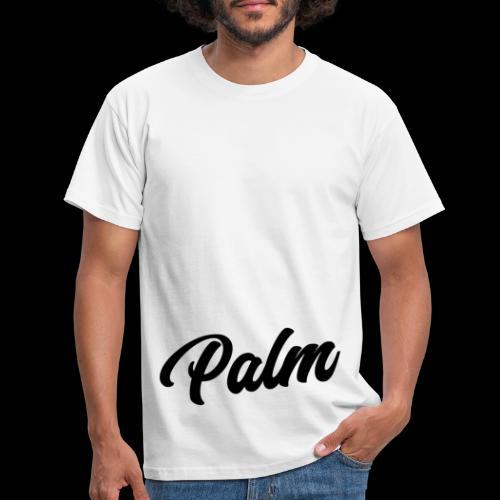 Palm Exclusive black - Herre-T-shirt