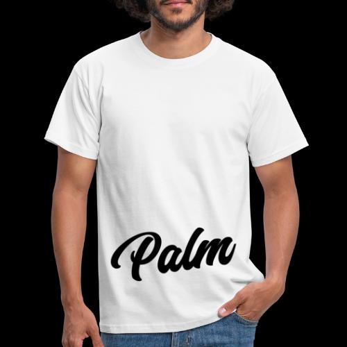 Palm Exclusive black - Herre-T-shirt
