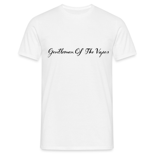 GOTV words png - Men's T-Shirt