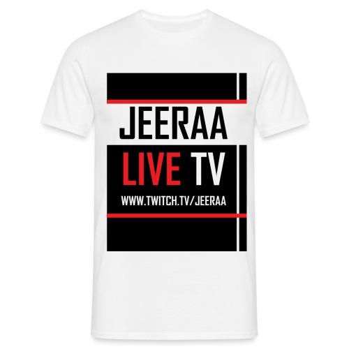 Jeeraaaaaaaaaaa jpg - Männer T-Shirt