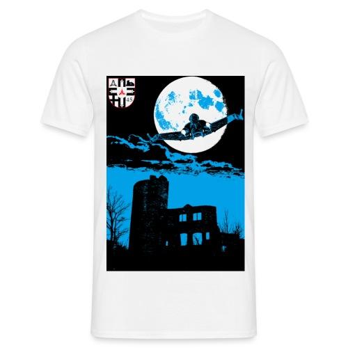 Shirt-Vorne - Männer T-Shirt