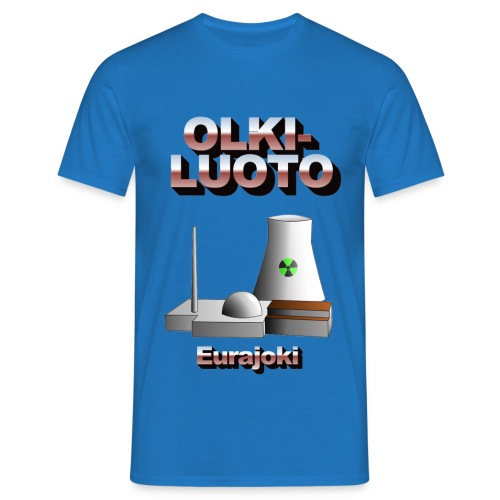 Eurajoki2 png - Men's T-Shirt
