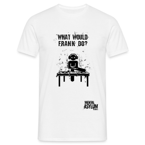 frankdjwhite - Men's T-Shirt