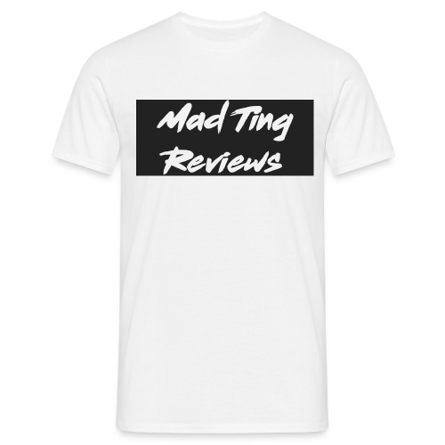 Mad Ting Reviews OG clothing Logo - Men's T-Shirt
