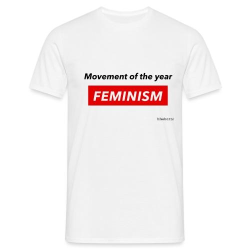 Feminism - Men's T-Shirt
