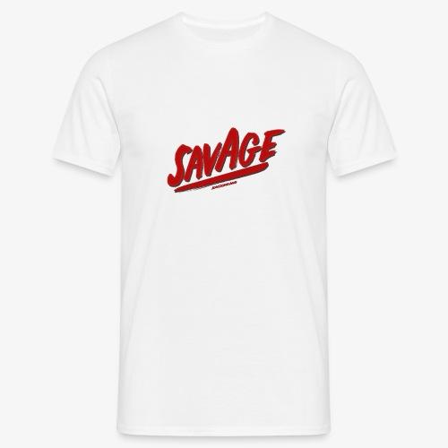 savagjonssongang - T-shirt herr