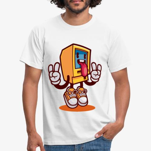 Cool robot - Camiseta hombre