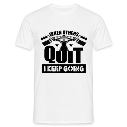 muscu12 - T-shirt Homme