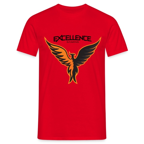 Logo Phoenix Typo - T-shirt Homme