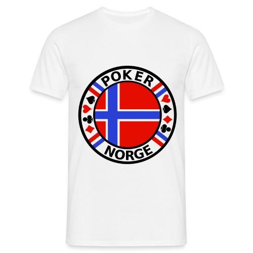 PoKeR NoRGe - Men's T-Shirt