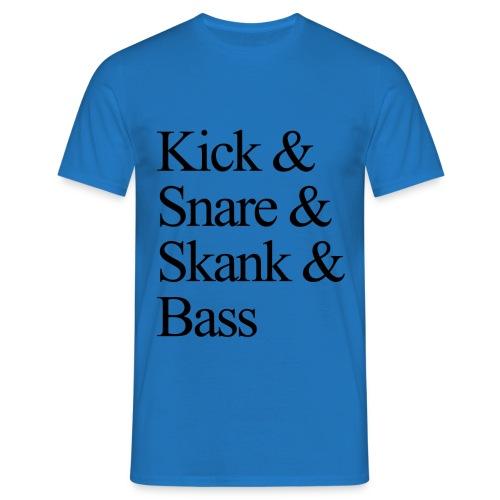 kssbblack - T-shirt Homme