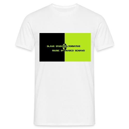 Channel_Art_Template_ufo_youtube_pt_4 - Maglietta da uomo