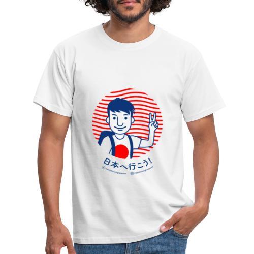 Marchino in Giappone® - Heritage - Maglietta da uomo