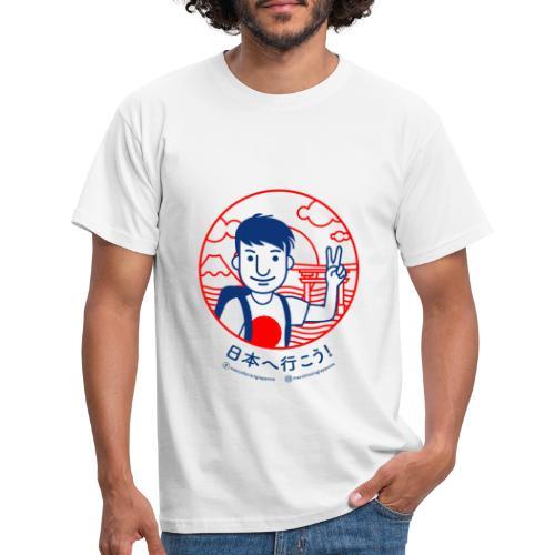Marchino in Giappone® - originale - Maglietta da uomo
