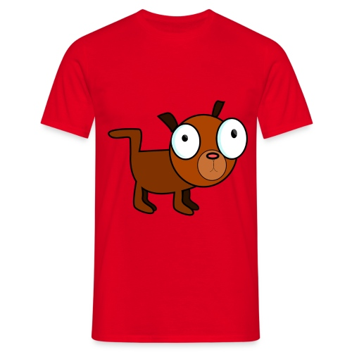 dog dawg animal 1979px png - Mannen T-shirt