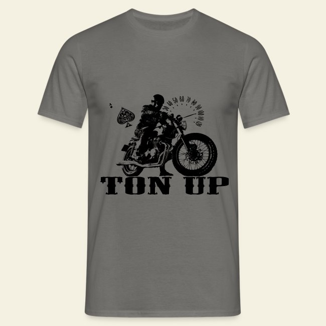 ton up black