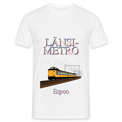 Lansimetro - Men's T-Shirt