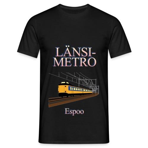 Lansimetro - Men's T-Shirt