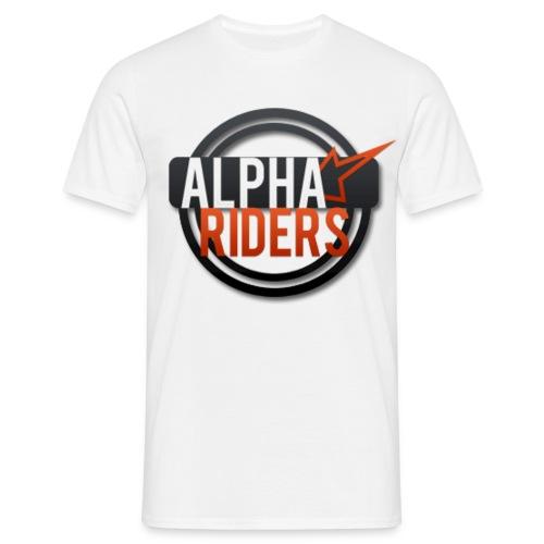 Alpha Riders Logo Pulli png - Männer T-Shirt