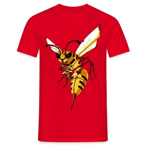 Mechanic Hornet - Männer T-Shirt