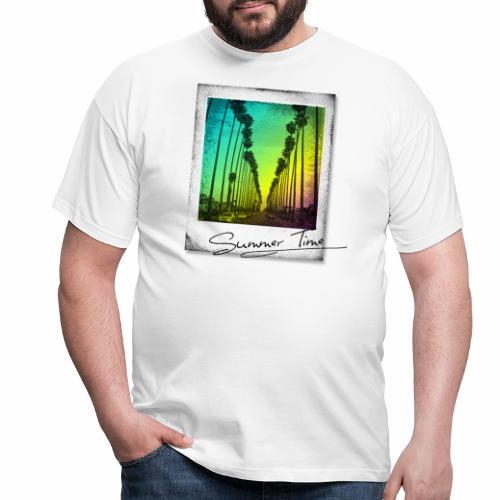 Summer Time - Men's T-Shirt