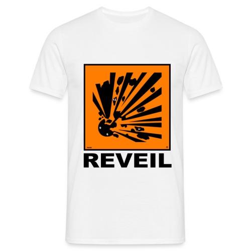 REVEIL EXPLOSIF - T-shirt Homme