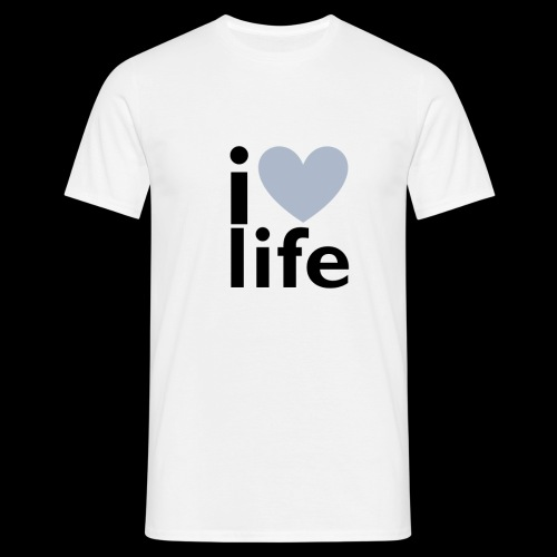 iLOVE clothing range - Men's T-Shirt