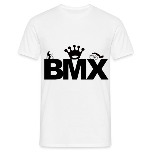 bmx shirt - Koszulka męska