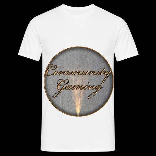 CG-Logo - Männer T-Shirt
