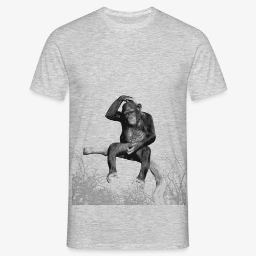 Monkey Music - Men's T-Shirt