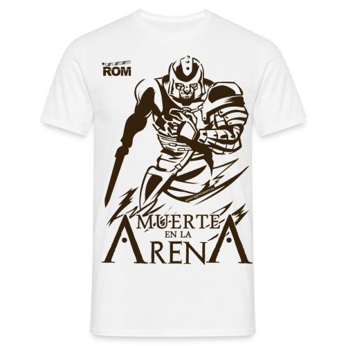 camiseta marcus b - Camiseta hombre