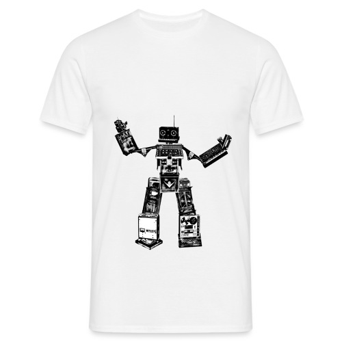 Music Machines - Men's T-Shirt