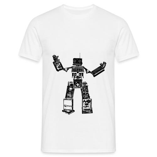 Music Machines - Men's T-Shirt