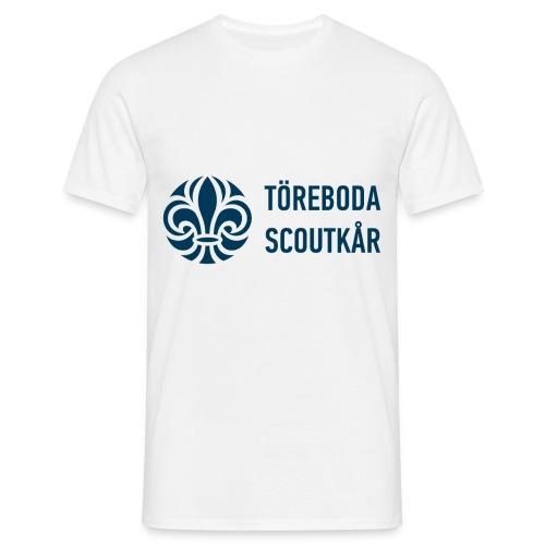 Logga genomskinlig - T-shirt herr