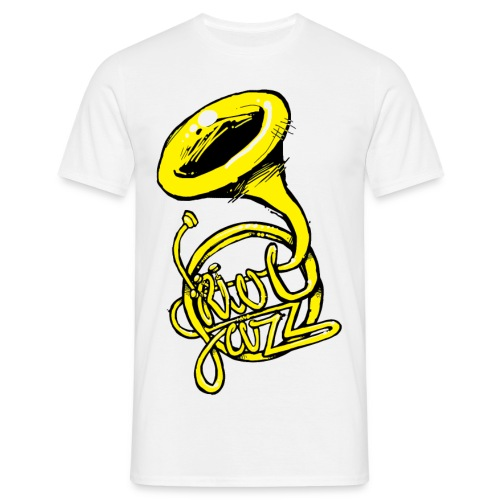 Riot Jazz: Sousaphone! - Men's T-Shirt