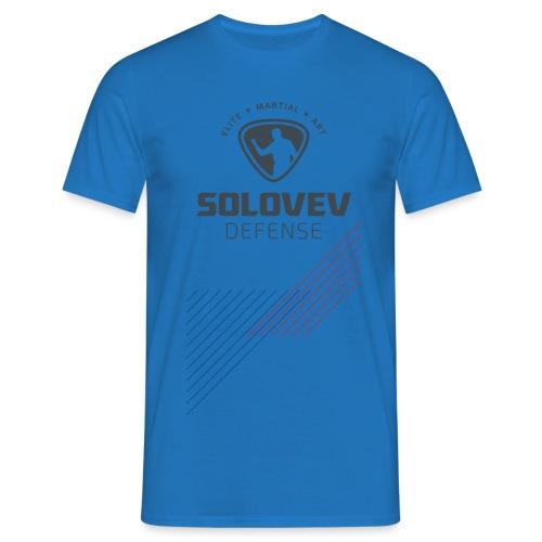 SD EMA back grey - Männer T-Shirt