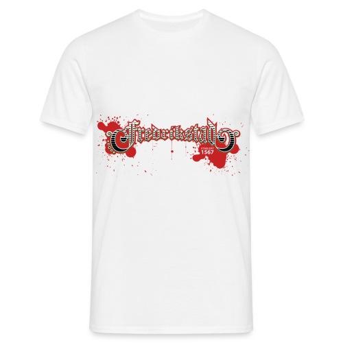 fredrikstad1567 - T-skjorte for menn
