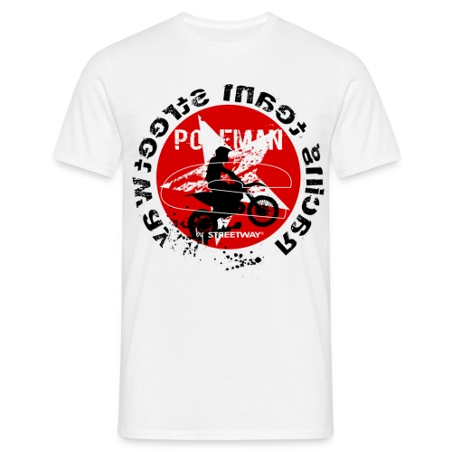 m006 - T-shirt Homme