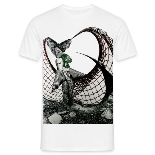 Fische - Männer T-Shirt
